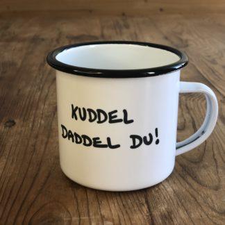 """Tasse Schriftzug """"Kuddel"""""""